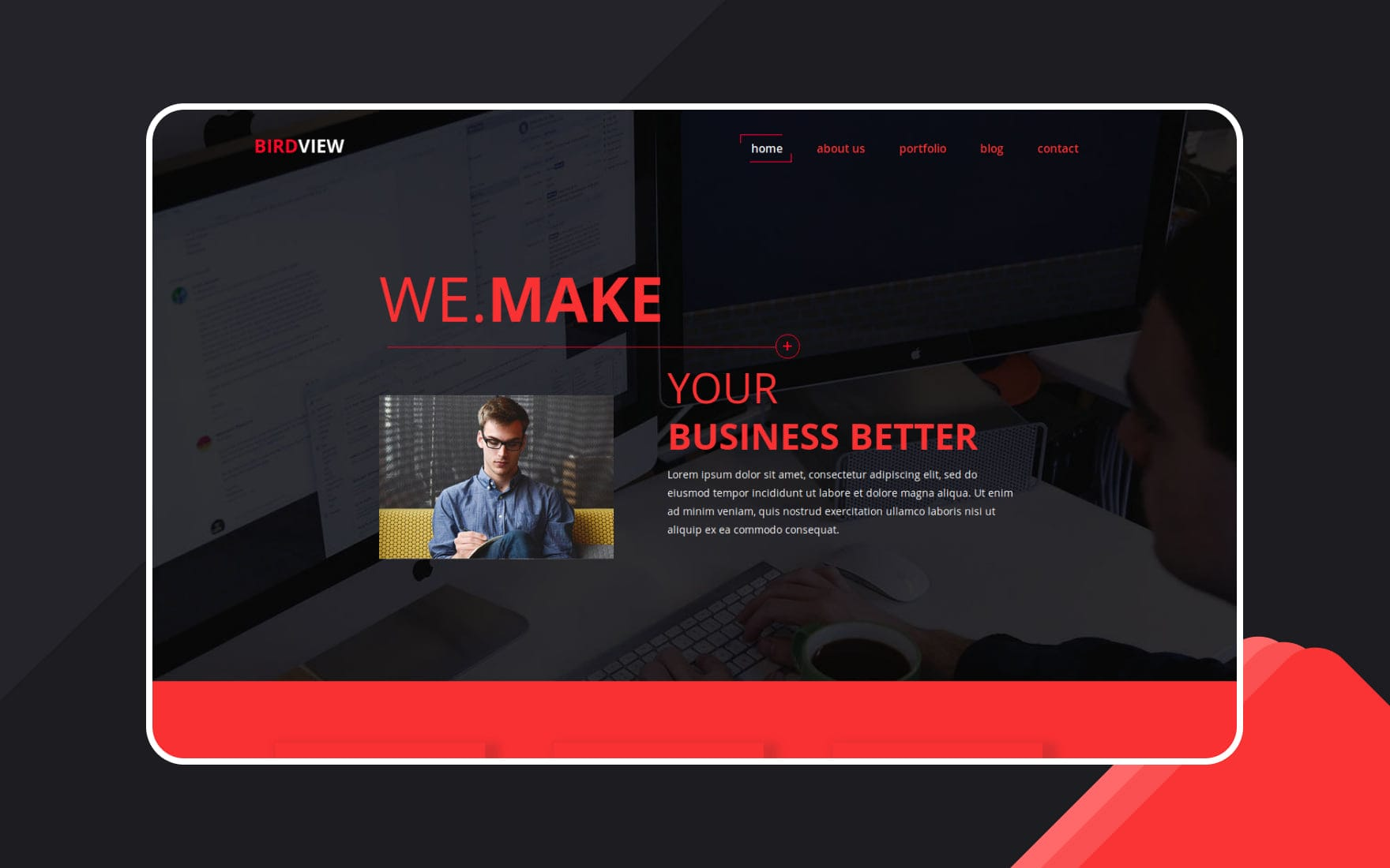 Bird View a Singlepage Multipurpose Flat Bootstrap Responsive web template