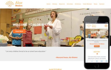 Alor a Charity Category Flat Bootstrap Responsive Web Template