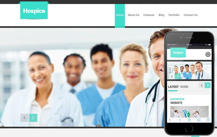 Hospice a Medical Category Flat Bootstrap Responsive Web Template Mobile website template Free