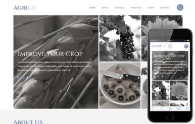 Agrigo a Agriculture Category Flat Bootstrap Responsive Web Template