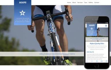 Hoops a Sports Category Flat Bootstrap Responsive Web Template