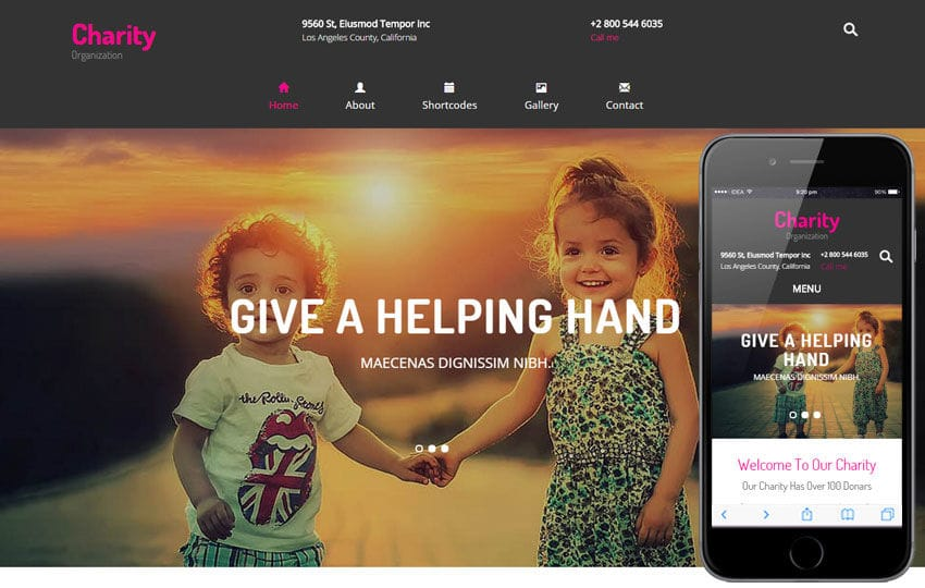 Charity a Charity Category Flat Bootstrap Responsive Web Template Mobile website template Free