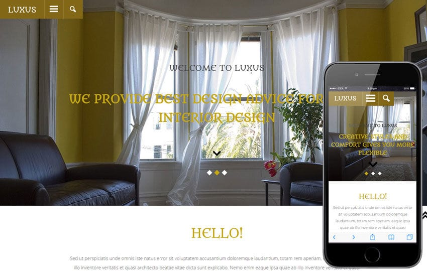 Luxus a Hotel Category Flat Bootstrap Responsive Web Template Mobile website template Free
