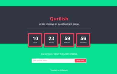 Qurilish Under Construction Flat Responsive Web Template