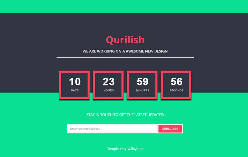 Qurilish Under Construction Flat Responsive Web Template Mobile website template Free