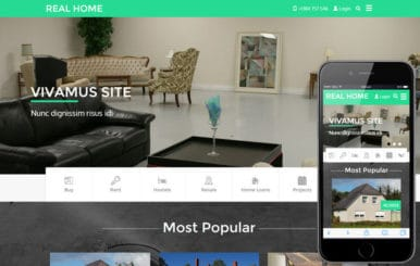 Real Home a Real Estate Category Flat Bootstrap Responsive Web Template