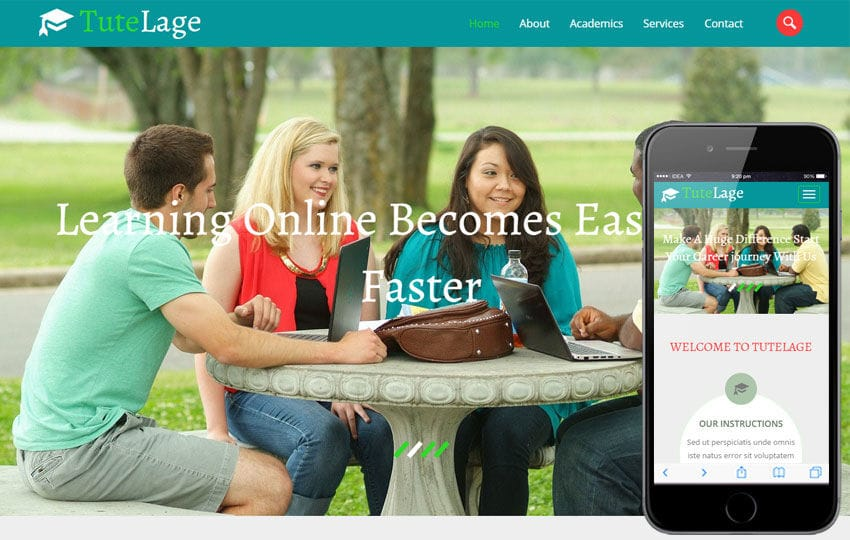 Tutelage a Educational Category Flat Bootstrap Responsive web template
