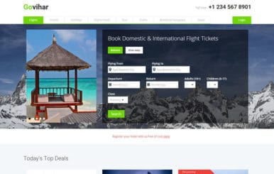 Go Vihar a Travel Guide Flat Bootstrap Responsive web template