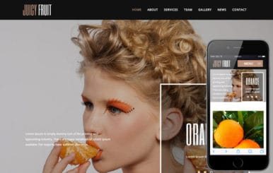 Juicy Fruit a Hotel Category Flat Bootstrap Responsive Web Template
