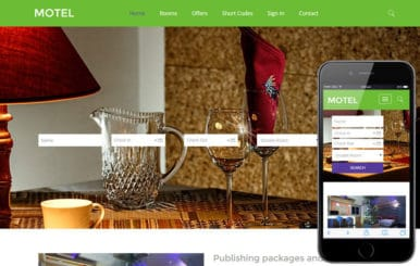 Motel a Hotel Category Flat Bootstrap Responsive Web Template