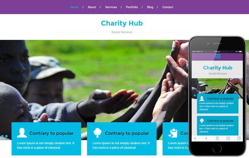 Charity Hub a Charity Category Flat Bootstrap Responsive Web Template