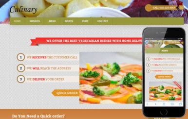 Culinary a Hotel Category Flat Bootstrap Responsive Web Template