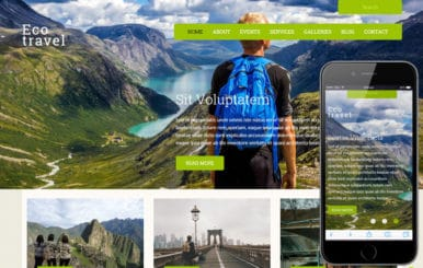 Eco Travel a Travel Guide Flat Bootstrap Responsive web template