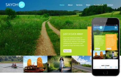 Sayohat a Travel Guide Flat Bootstrap Responsive web template