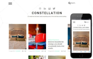 Constellation a Interior Architects Multipurpose Flat Bootstrap Responsive Web Template