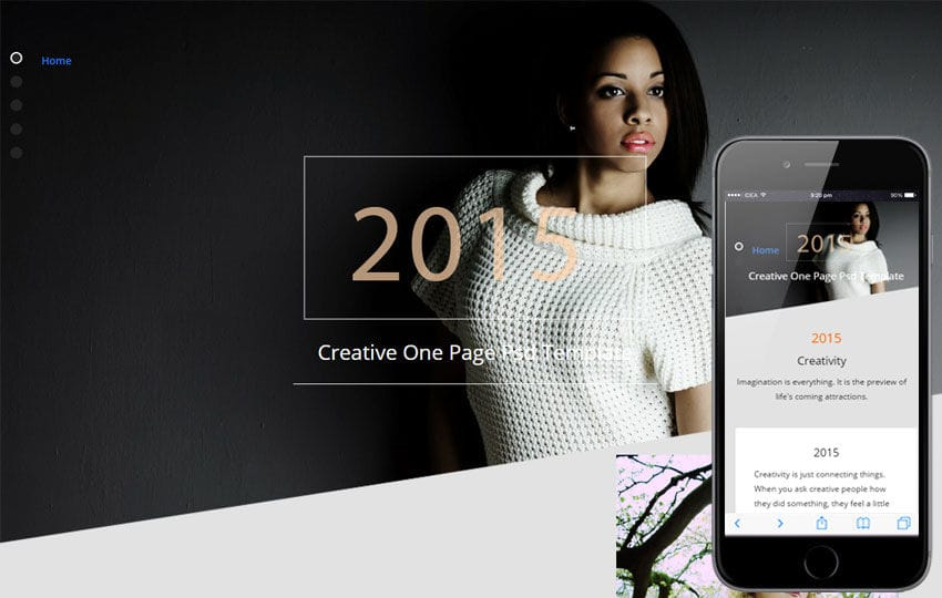 Modish a Fashion Category Flat Bootstrap Responsive Web Template Mobile website template Free