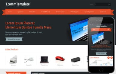 Ecomm a Flat ECommerce Bootstrap Responsive Web Template