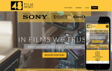Forty Eight a Entertainment Category Flat Bootstrap Responsive web template