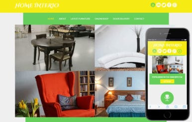 Home Interio a interior architects Multipurpose Flat Bootstrap Responsive web template