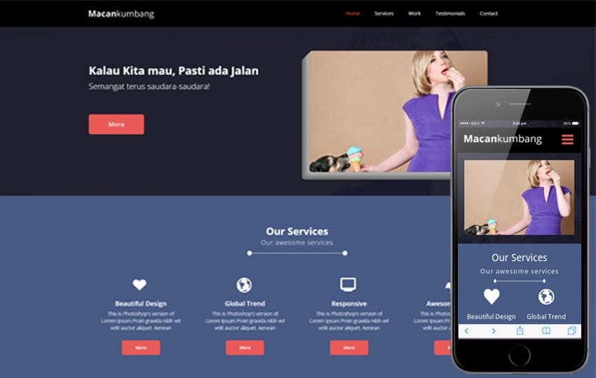 Macankumbang a Corporate Multipurpose Flat Bootstrap Responsive web template
