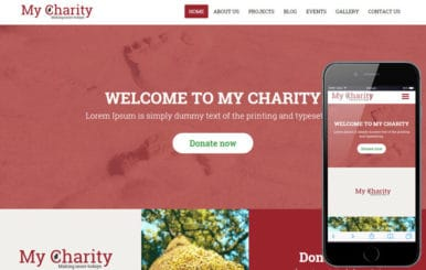My Charity a Charity Category Flat Bootstrap Responsive Web Template