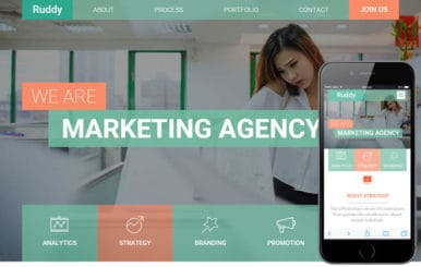 Ruddy a Corporate Business  Flat Bootstrap Responsive web template