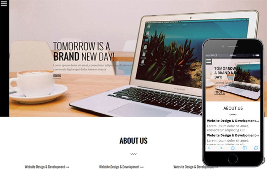 SNDSNG a Singlepage Multipurpose Flat Bootstrap Responsive web template Mobile website template Free