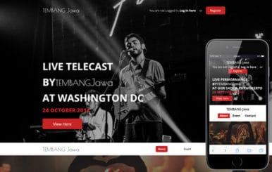 Tem Bang a Portal Multipurpose Flat Bootstrap Responsive web template