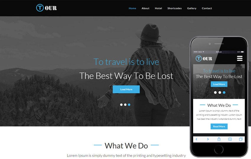 Tour a Travel Category Flat Bootstrap Responsive  Web Template