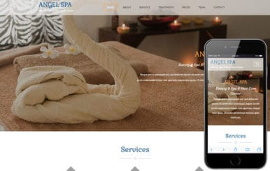 Angel Spa a Spa Category Flat Bootstrap Responsive Web Template