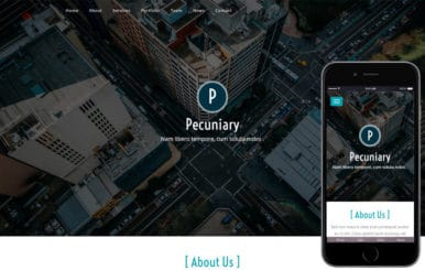 Pecuniary a Corporate Business Category Flat Bootstrap Responsive web Template