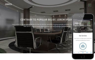 Enrich a Furniture Category Flat Bootstrap Responsive Web Template