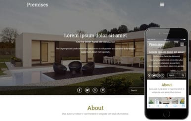 Premises a Real Estates Category Flat Bootstrap Responsive  Web Template