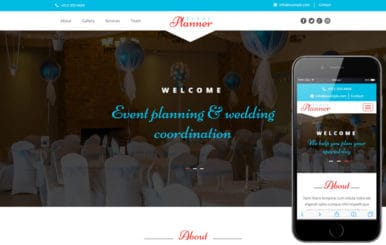 Event Planner a Wedding Category Flat Bootstrap Responsive Web Template