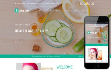 Beauty Life a Beauty and Spa Flat Bootstrap Responsive Web Template
