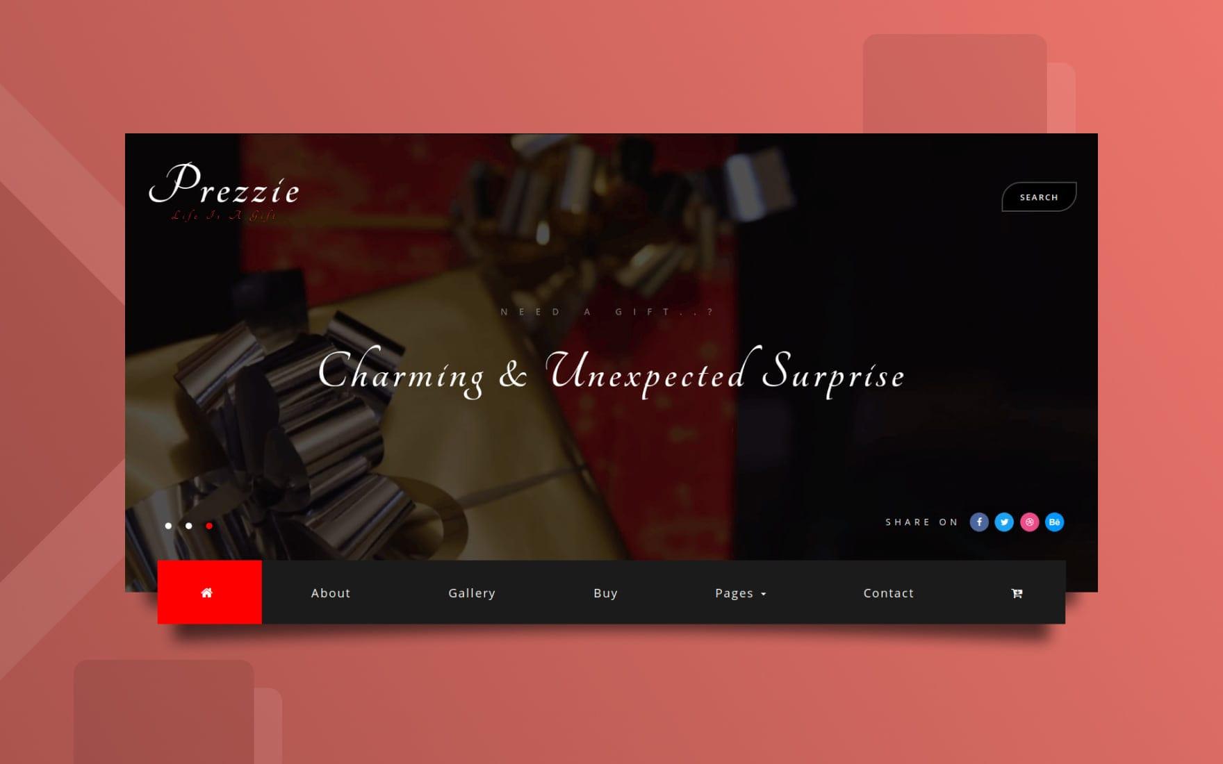 prezzie-website-templates