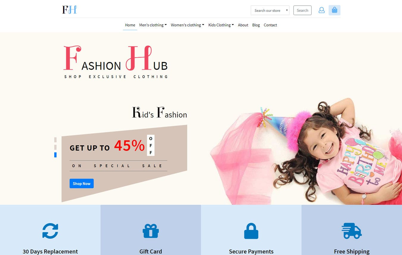 5e18aa4a3527d Ecommerce Website Templates | Online Store - W3layouts