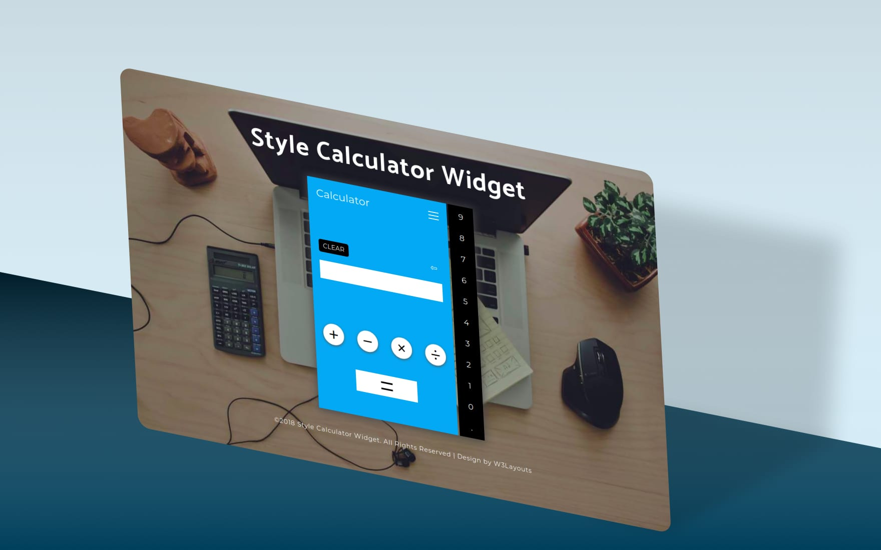 Style Calculator
