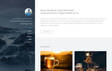 Cumulative – Multipurpose Flat Bootstrap Responsive Web Template