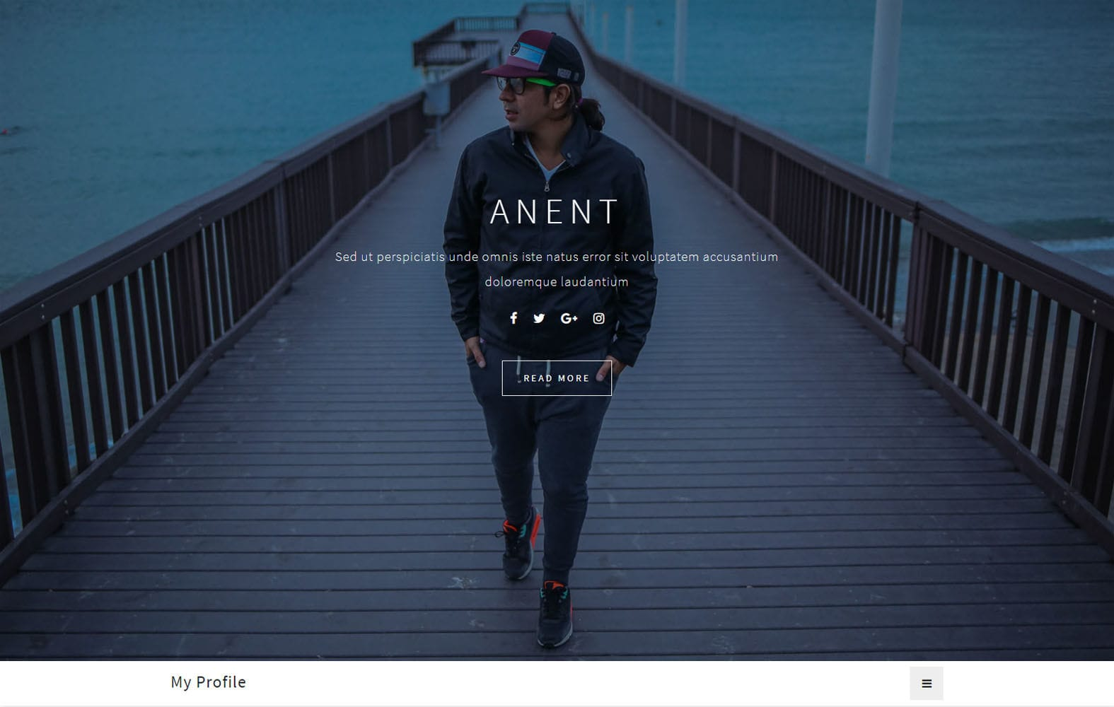 Anent a Personal Category Flat Bootstrap Responsive Web Template Mobile website template Free