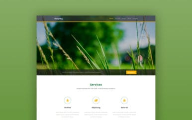 Reaping – Agriculture Category Bootstrap Responsive Web Template