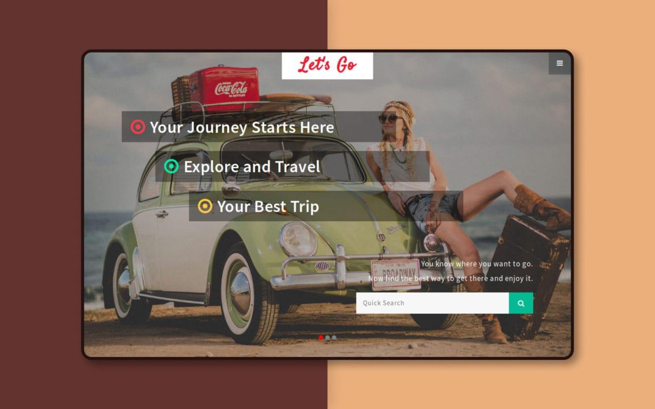 lets-go-Boostrap-website-templates
