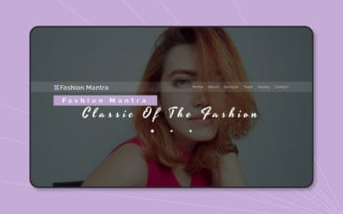 Fashion Mantra a Fashion Category Bootstrap Responsive Web Template