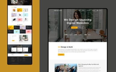 3755 Free Website Templates Built With Html And Css