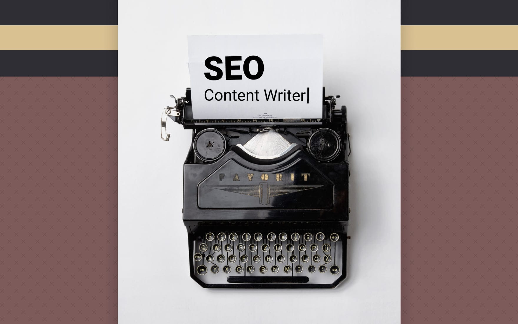 How to be an Amazing SEO Content Writer