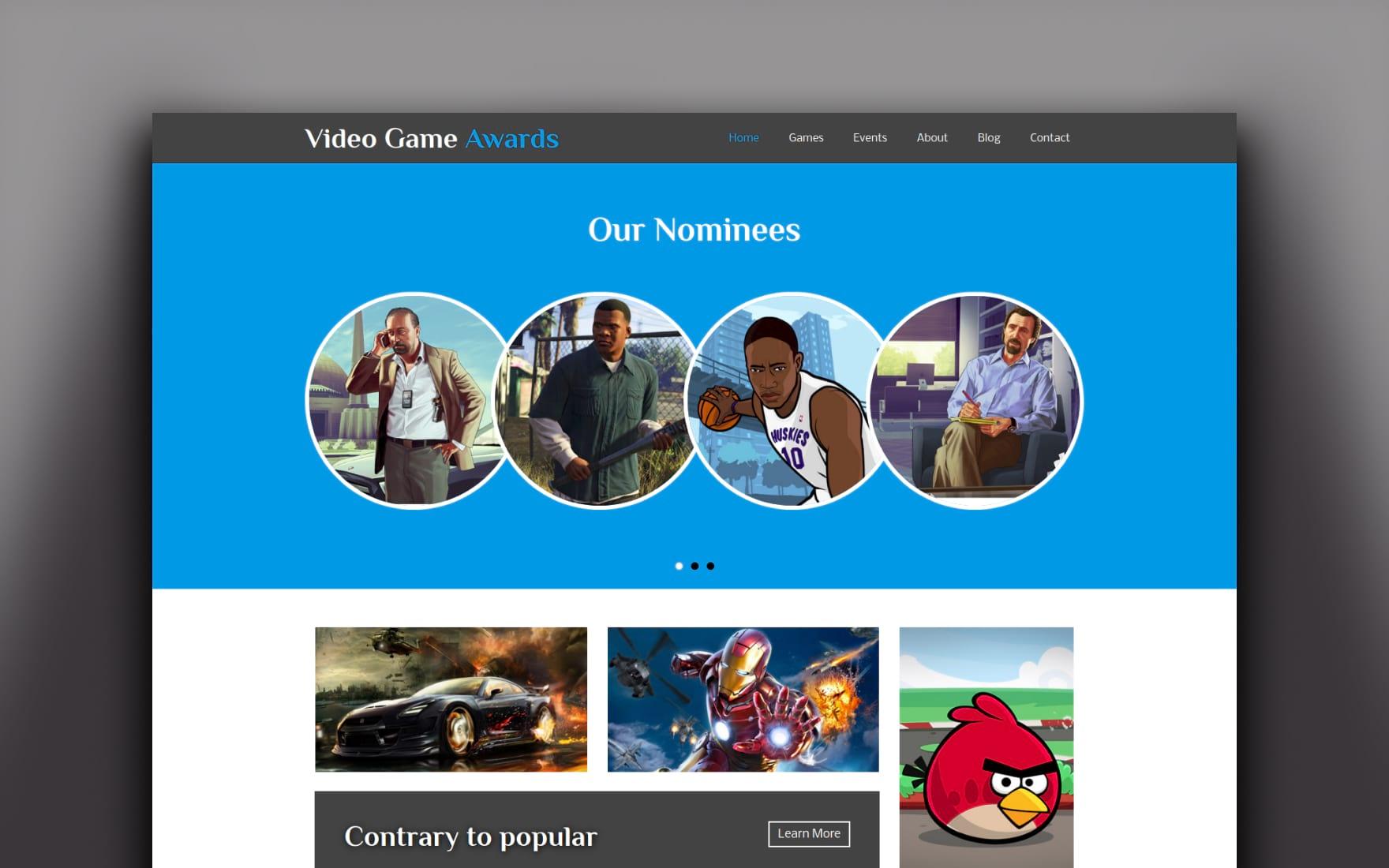 video-game-awards